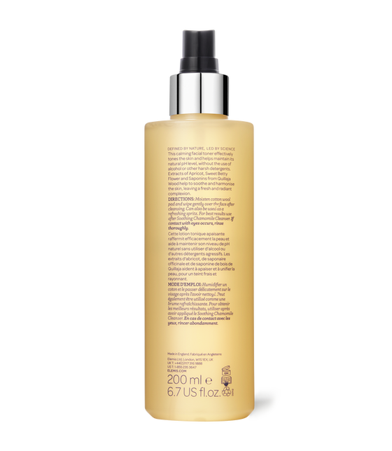 Soothing Apricot Toner