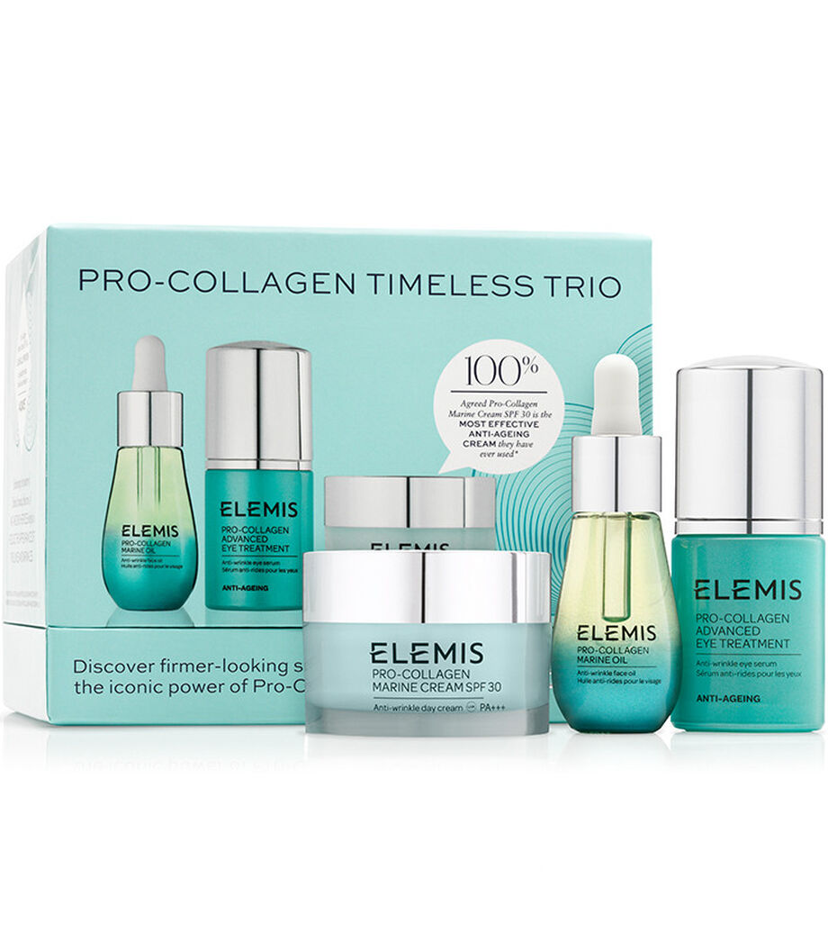 Kit: Pro-Collagen Timeless Trio